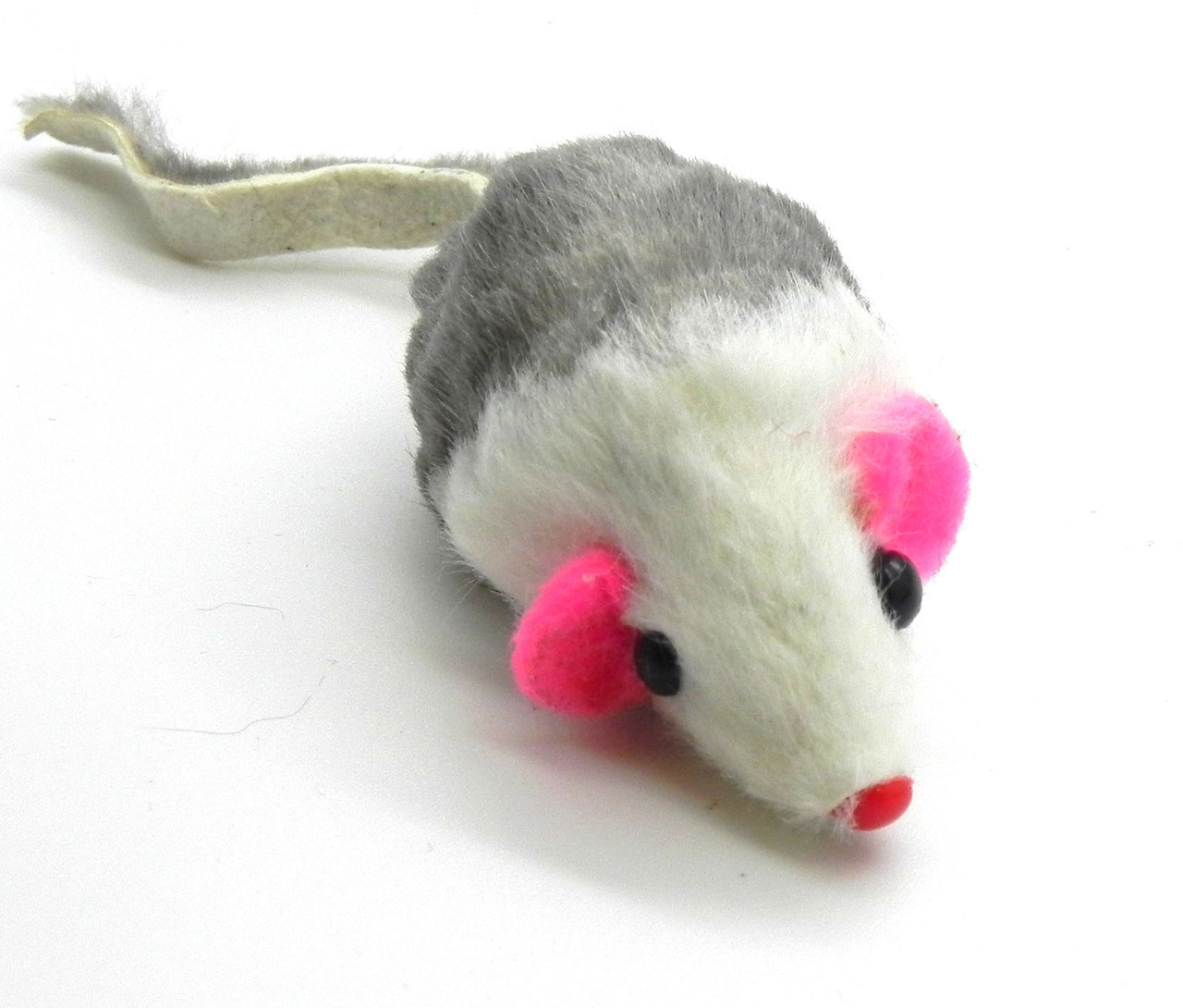 rattle-mouse cat toy